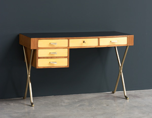 Desk writing table 1950