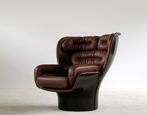 Elda Lounge chair Joe Colombo