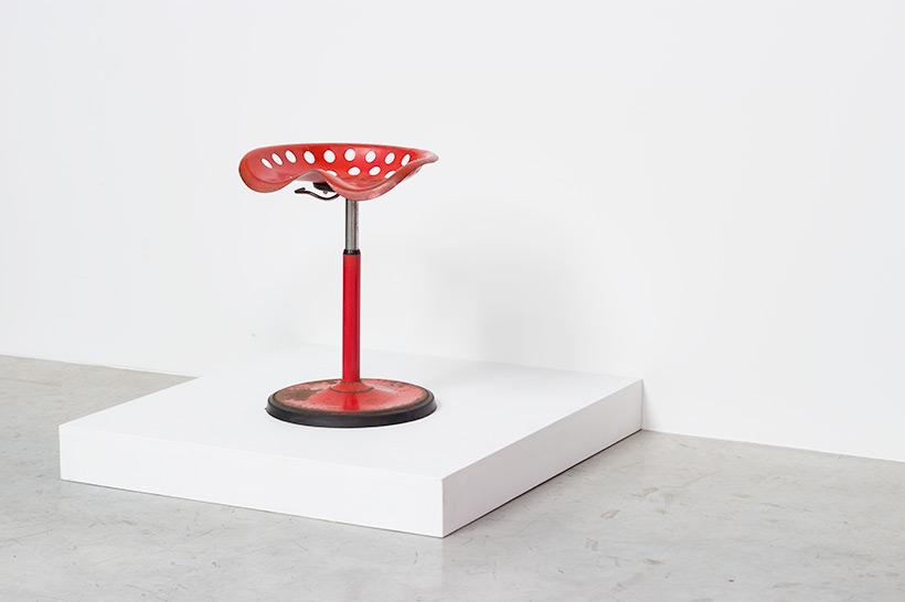 Etienne Fermigier telescopic Tractor stool Mirima Pop Art img 7