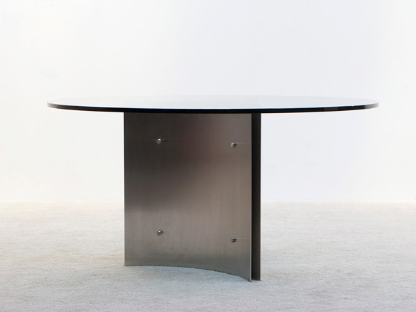 Exclusive round dinning table build on request Large