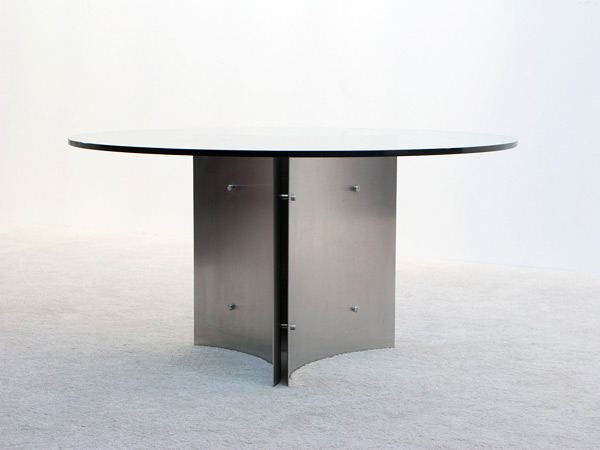 Exclusive round dinning table build on request img 4