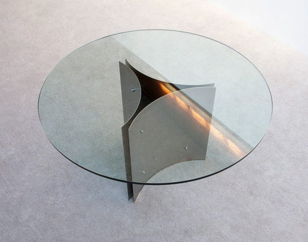 Exclusive round dinning table build on request img 7