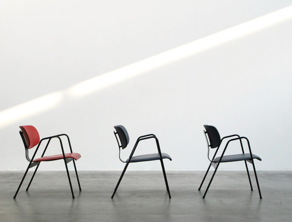 F1 Willy Van der Meeren easy chairs Tubax