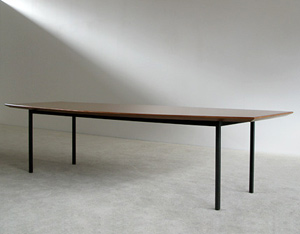 Florence Knoll De Coene Executive conference dinning table