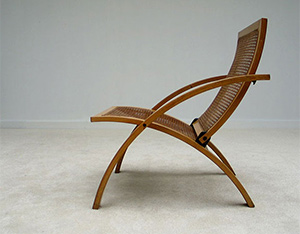 Folding chair Gijs Bakker Castelijn 1976