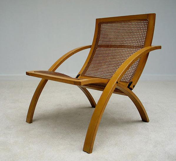 Folding chair Gijs Bakker Castelijn 1976