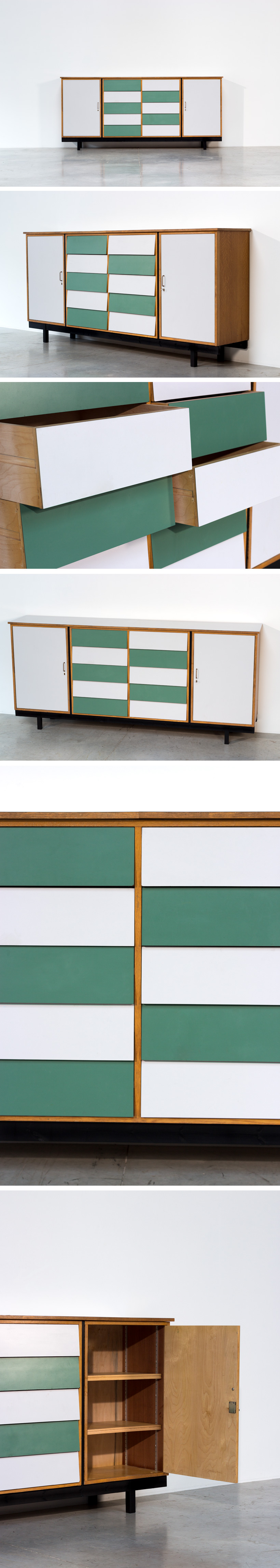 Formica sideboard circa 1950 Large