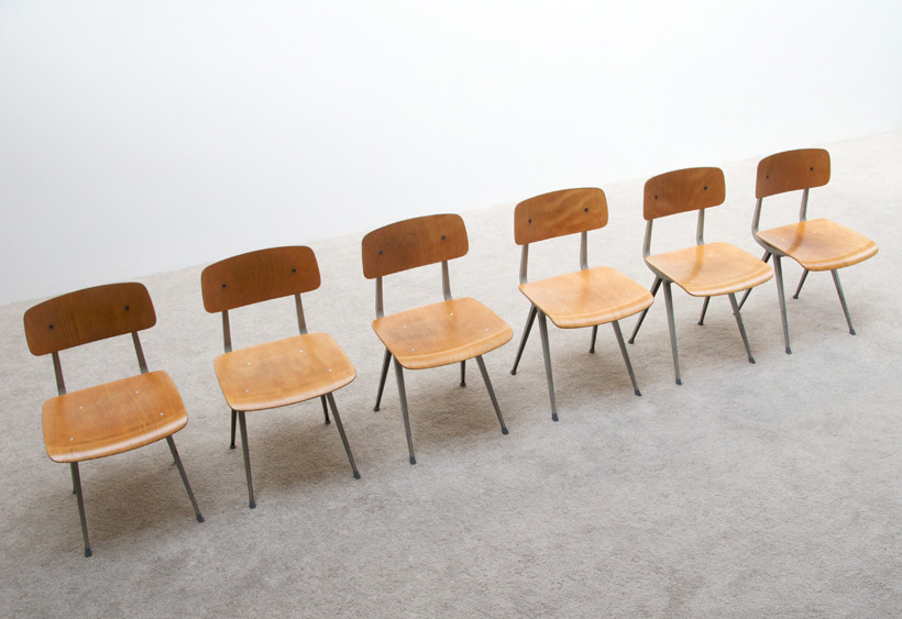 Friso Kramer 6 Industrial Result chairs Ahrend de Cirkel img 4