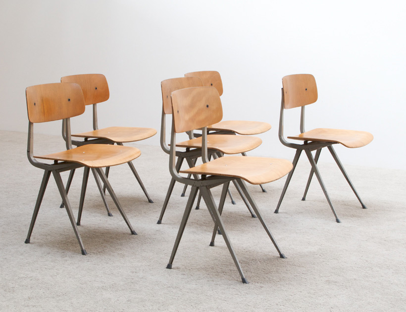 Friso Kramer 6 Industrial Result chairs Ahrend de Cirkel img 6