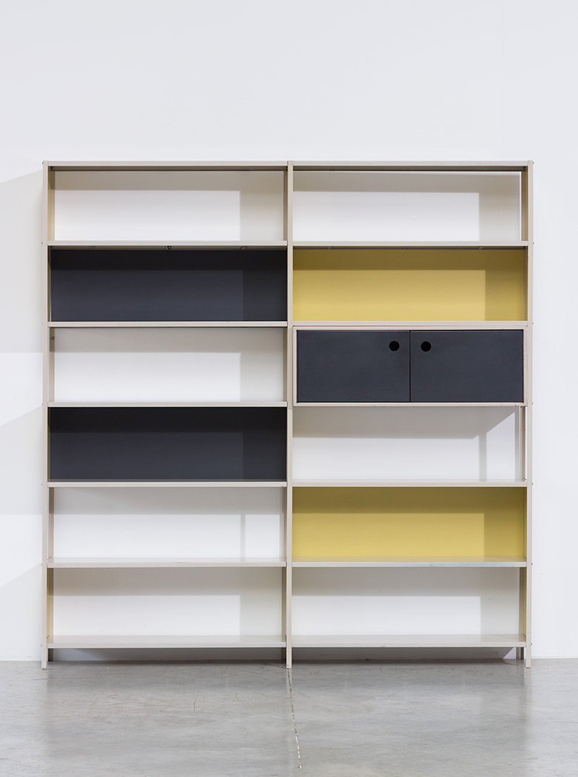 Friso Kramer bookcase for the Bijenkorf Martin Visser 1950 img 3