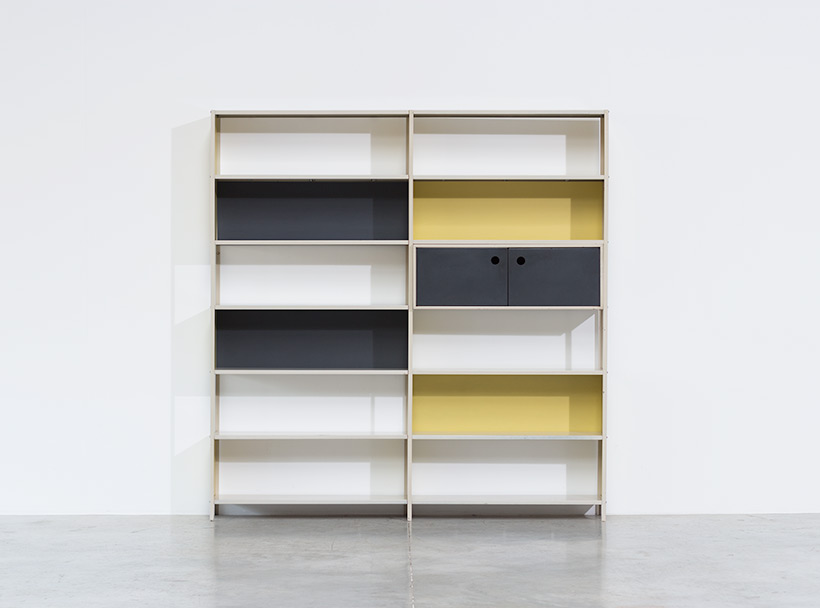 Friso Kramer bookcase for the Bijenkorf Martin Visser 1950 img 4