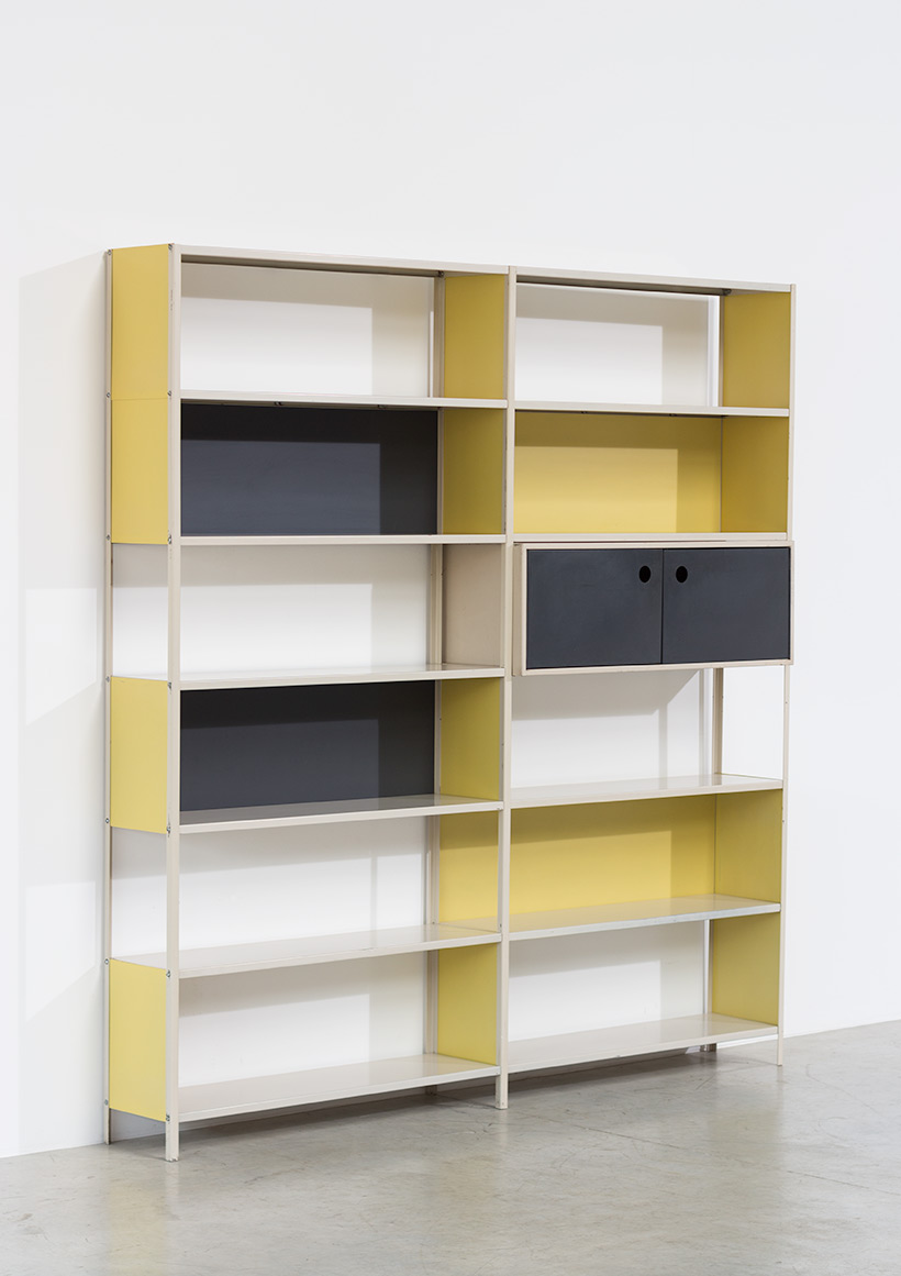 Friso Kramer bookcase for the Bijenkorf Martin Visser 1950 img 5
