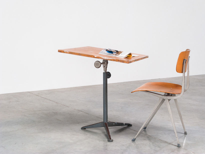 Friso Kramer drawing table Reiger and Result chair