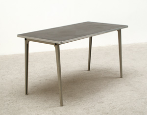 Friso Kramer Industrial Reform table 1955