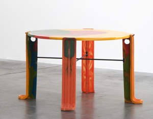 Gaetano Pesce dinette table from the TBWA Chiat Day New York