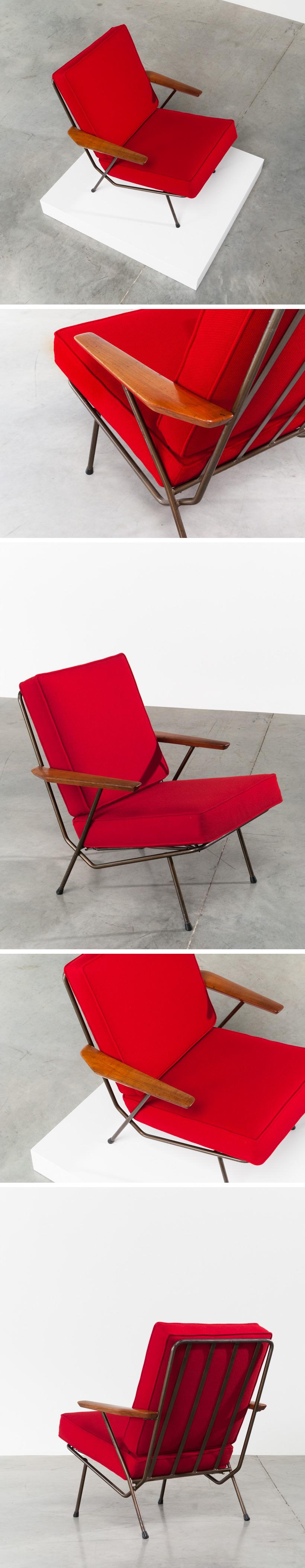 Gelderland armchair lounge easy chair Large