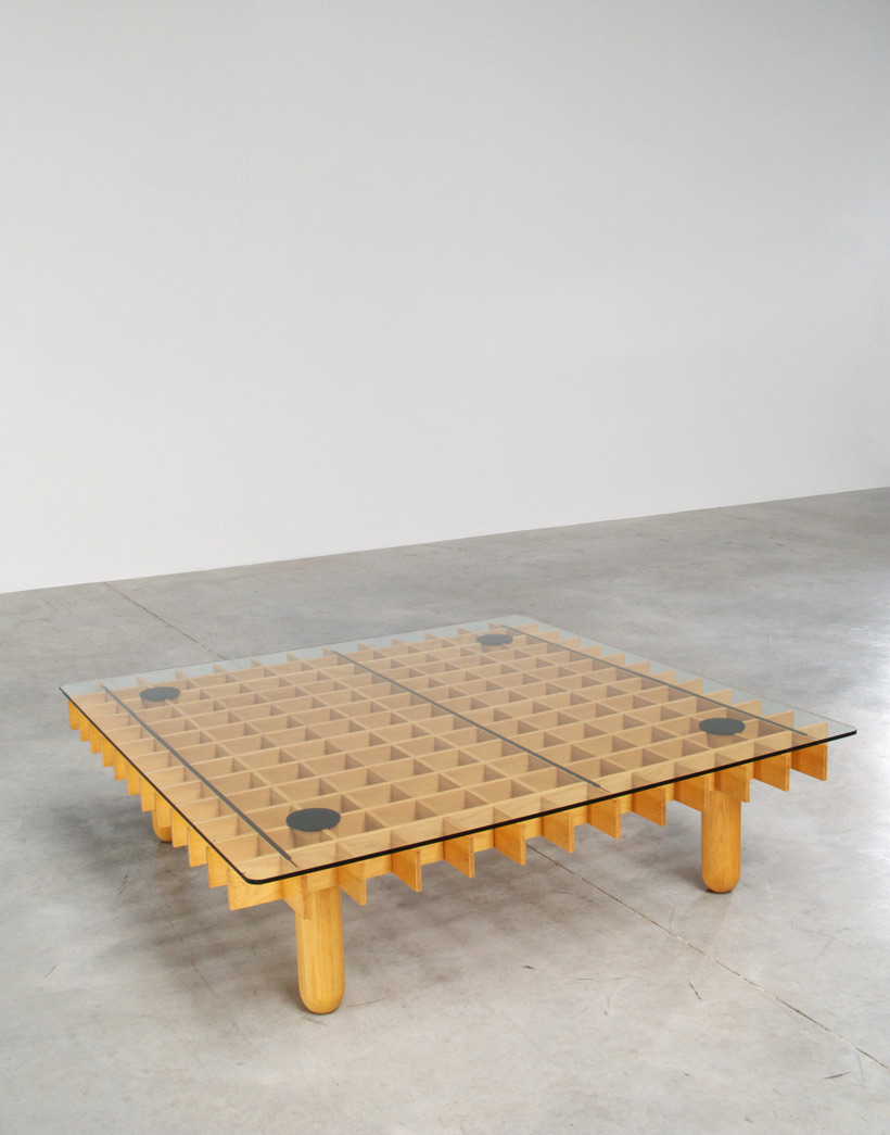 Gianfranco Frattini cocktail table