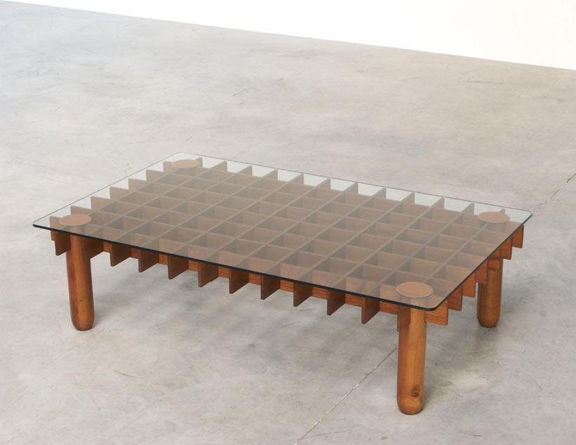 Gianfranco Frattini coffee table