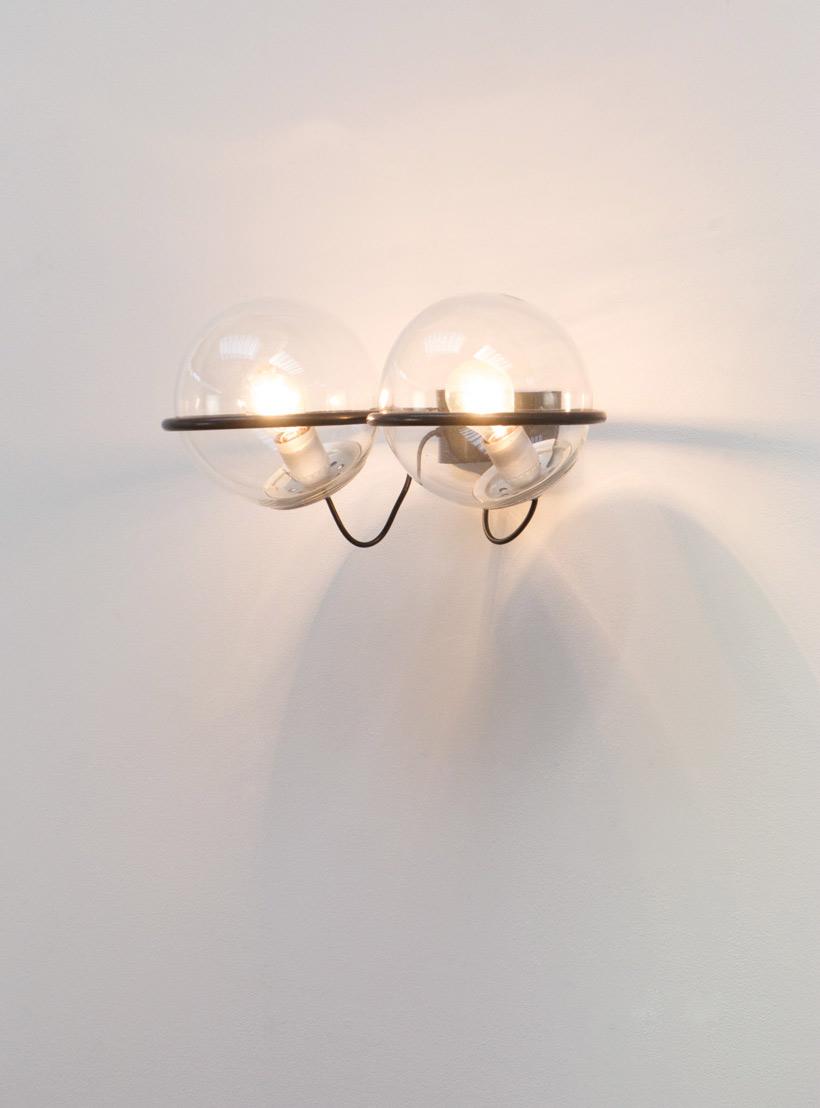 Gino Sarfatti 238 Arteluce wall lamp