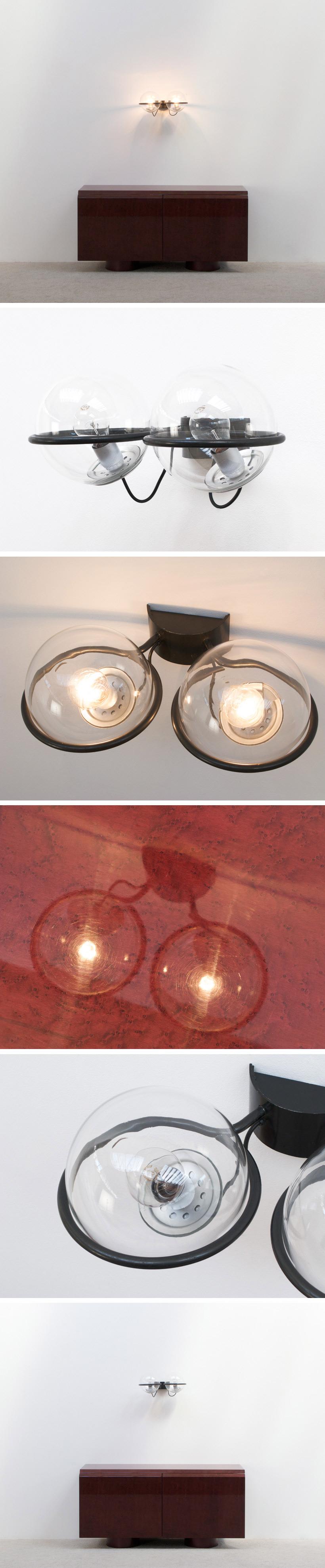 Gino Sarfatti 238 Arteluce wall lamp Large