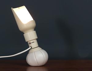 Gino Sarfatti 600P table lamp Arteluce 1966