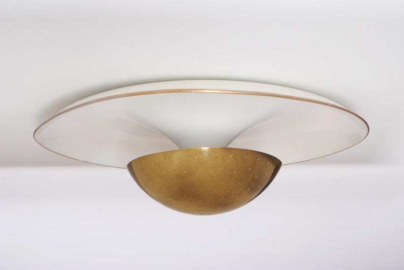 Gino Sarfatti Arteluce ceiling lamp