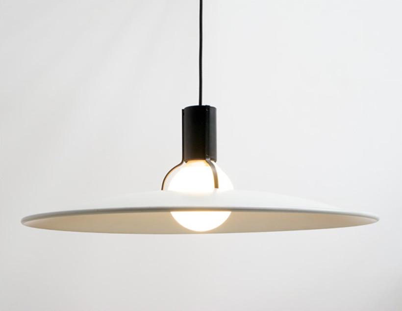 Gino Sarfatti Ceiling lamp 2133 Arteluce 1976