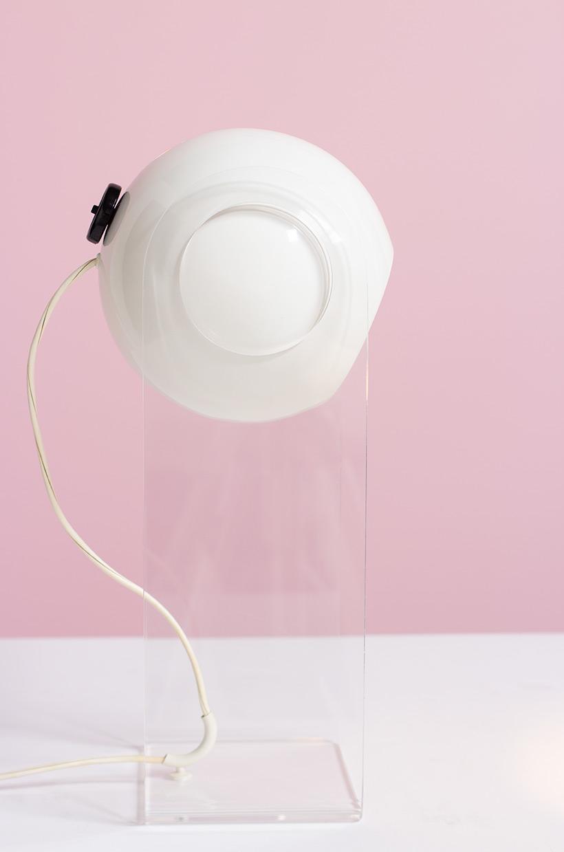 Gino Sarfatti table lamp model 540 g for Arteluce img 4