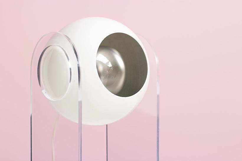 Gino Sarfatti table lamp model 540 g for Arteluce img 7