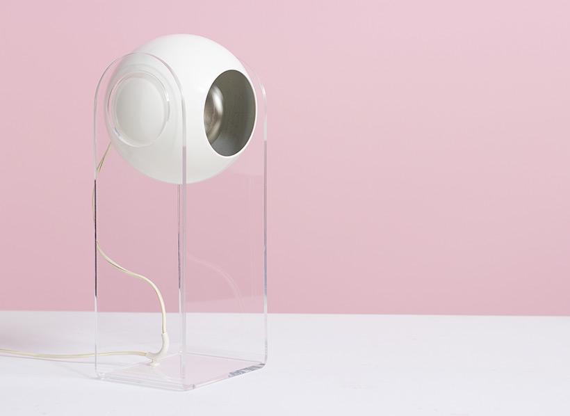 Gino Sarfatti table lamp model 540 g for Arteluce img 8