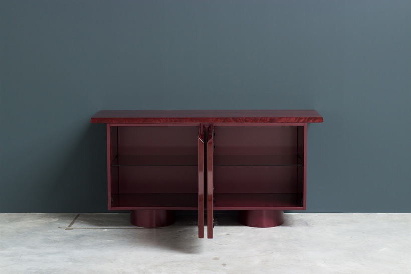 Giovanni Offredi sideboard for Saporiti img 3