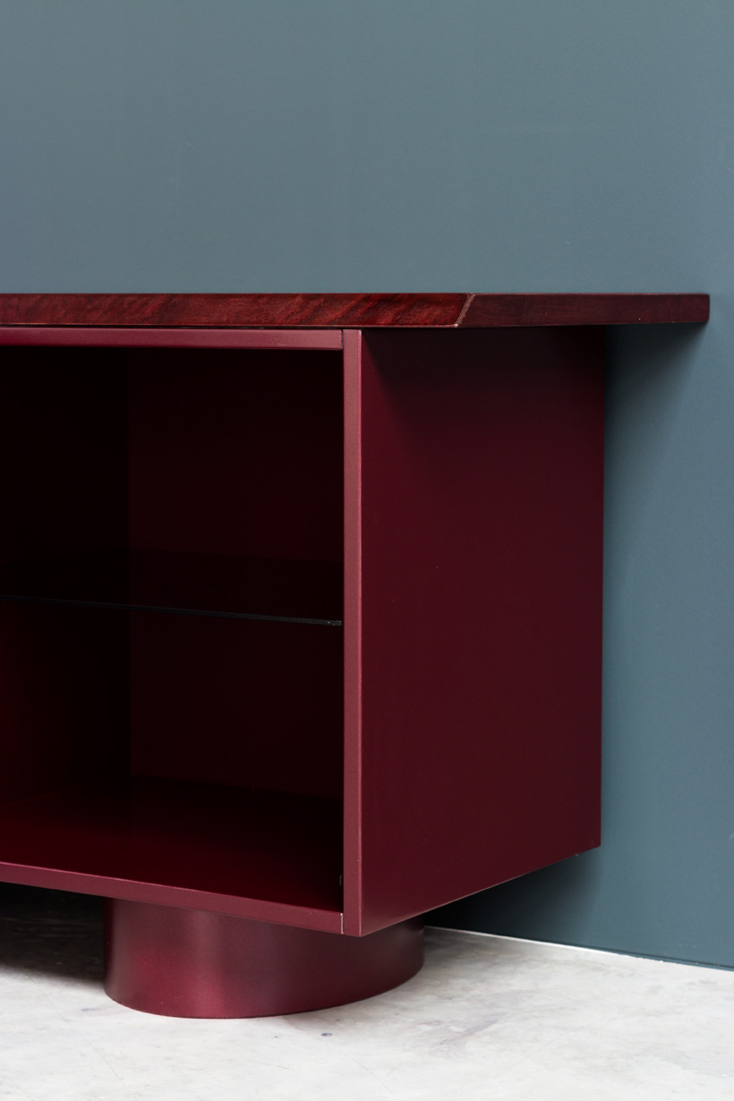 Giovanni Offredi sideboard for Saporiti img 5