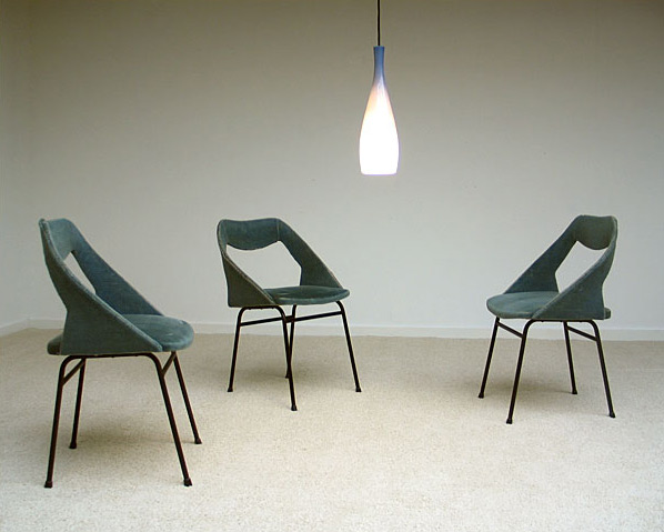 Glass pendant lampshade Bang Kastrup Fog & Morup