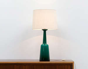 Glass table lamp Kastrup Holmegaard