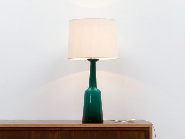 Glass table lamp Kastrup Holmegaard