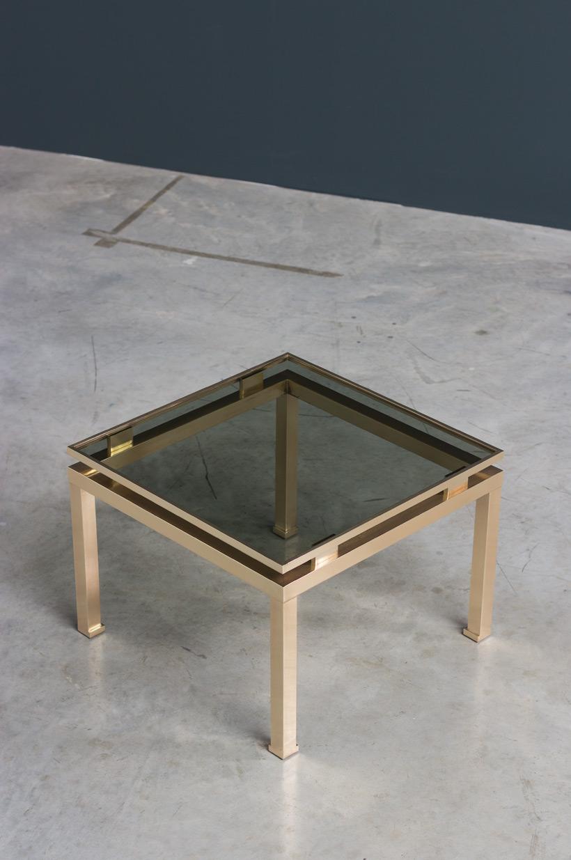 Guy Lefevre side table Maison Jansen 1970