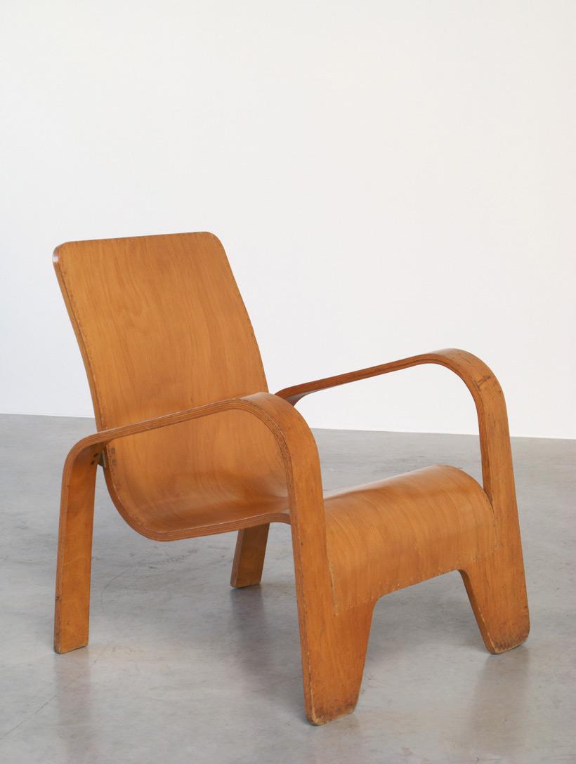 Han Pieck armchair Lawo 1946