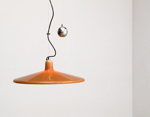 Harvey Guzzini ceiling lamp