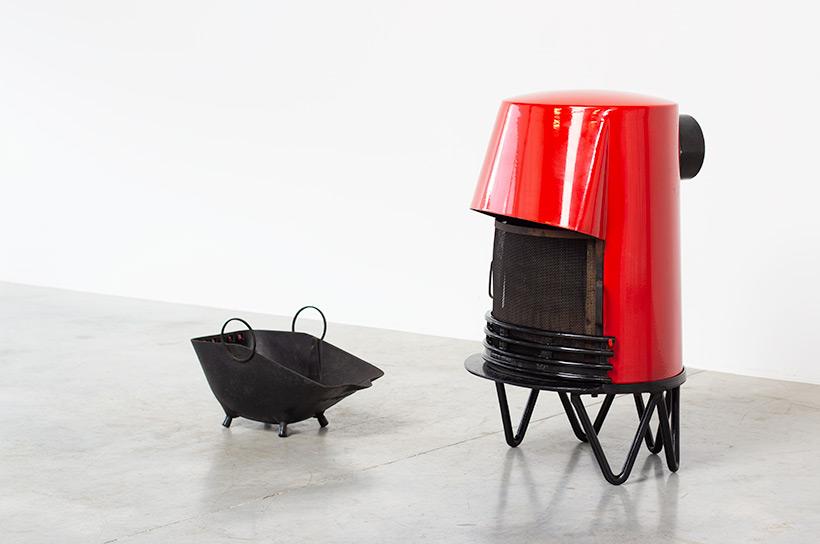 Hoff & Windinge Tasso wood stove fireplace Denmark img 3
