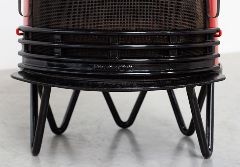 Hoff & Windinge Tasso wood stove fireplace Denmark img 5
