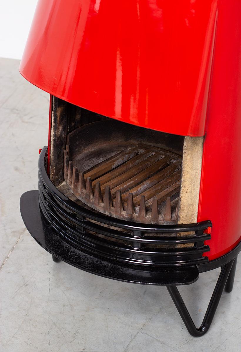 Hoff & Windinge Tasso wood stove fireplace Denmark img 6