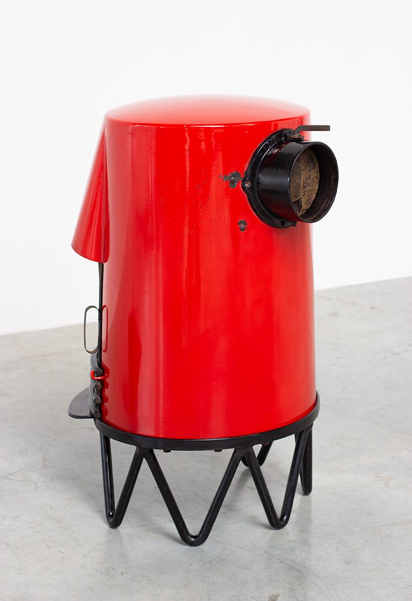 Hoff & Windinge Tasso wood stove fireplace Denmark img 8