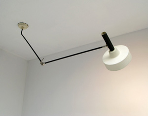 Hoogevorst Anvia industrial ceiling swing lamp