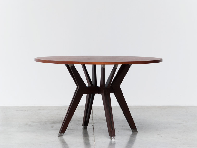 Ico Parisi MIM Terni round dining table