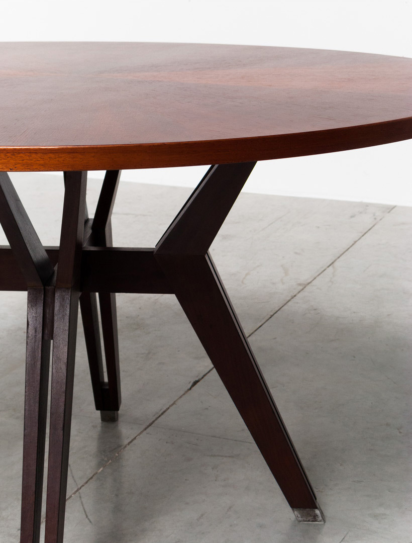 Ico Parisi MIM Terni round dining table img 4