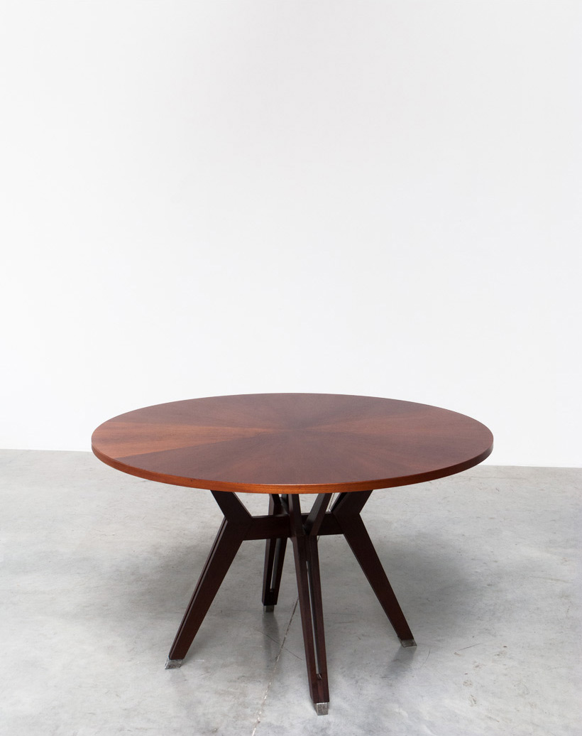 Ico Parisi MIM Terni round dining table img 5