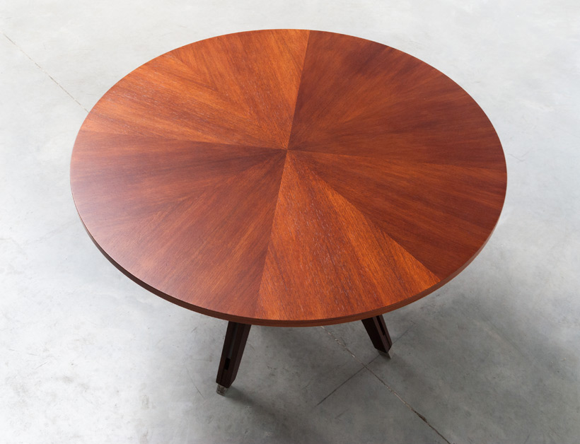Ico Parisi MIM Terni round dining table img 6