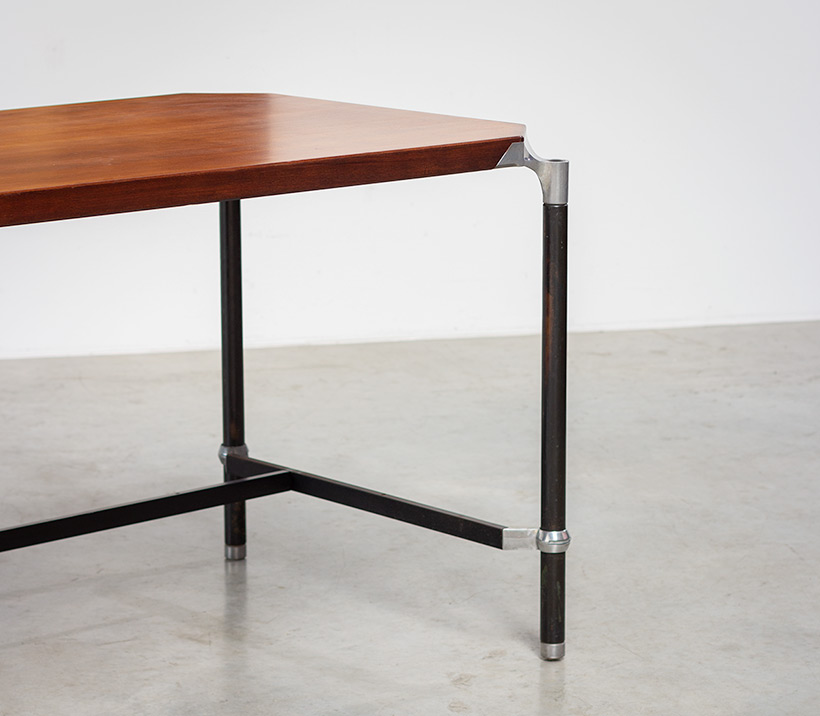 Ico Parisi rosewood lady desk for MIM 1960 img 4