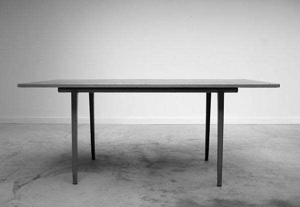 Industrial design Friso Kramer Reform table 1955