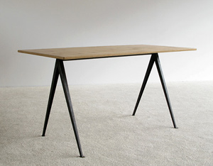 Industrial Pyramid table Wim Rietveld